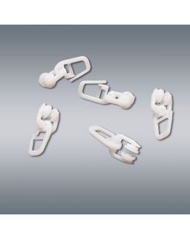 100 Stck. SeGaTeX Gardi-Roll T-Rollring für T-Profile
