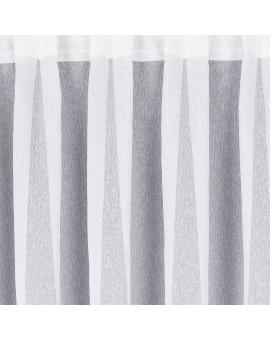 Wohnwagen-Caravan-Store SOPHIE weiß Flachfaltenband Wunschhöhe Detailansicht