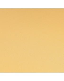 Querbehang Hetty Gelb mit Reihband Stoffmuster