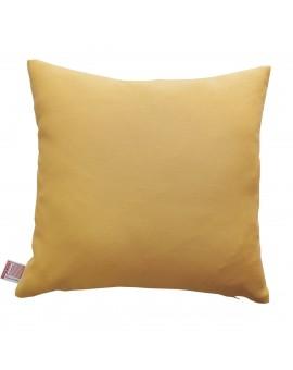 Kissenhülle Hetty Gelb uni