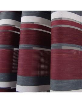 Stoffmuster Dorien Rot 5075608