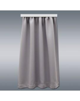 Wohnmobil-Vorhang Mattis grau Hintergrund