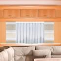 Wohnwagen-Caravan-Store MAILIN sekt Flachfaltenband Zinkband Wunschhöhe 60-80cm
