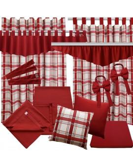 Raffhalter Hetty Rot 2 Stück im Set alle passenden Produkte