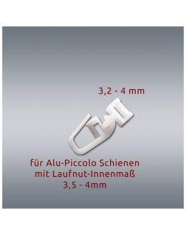 100 Stck. SeGaTeX Gardi-klick Piccolo Klickgleiter 3,2-4mm mit Maß