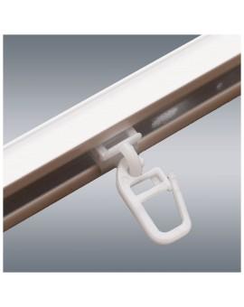 100 Stck. SeGaTeX Gardi-klick Piccolo Klickgleiter 3,2-4mm einzeln mit Schiene