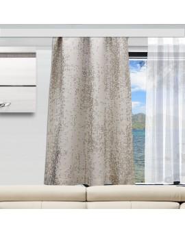 Wohnmobil-Vorhang LUCA beige mit Wohnwagenstore Anna