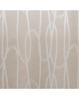 Wohnmobil-Vorhang Nautis beige Stoffmuster