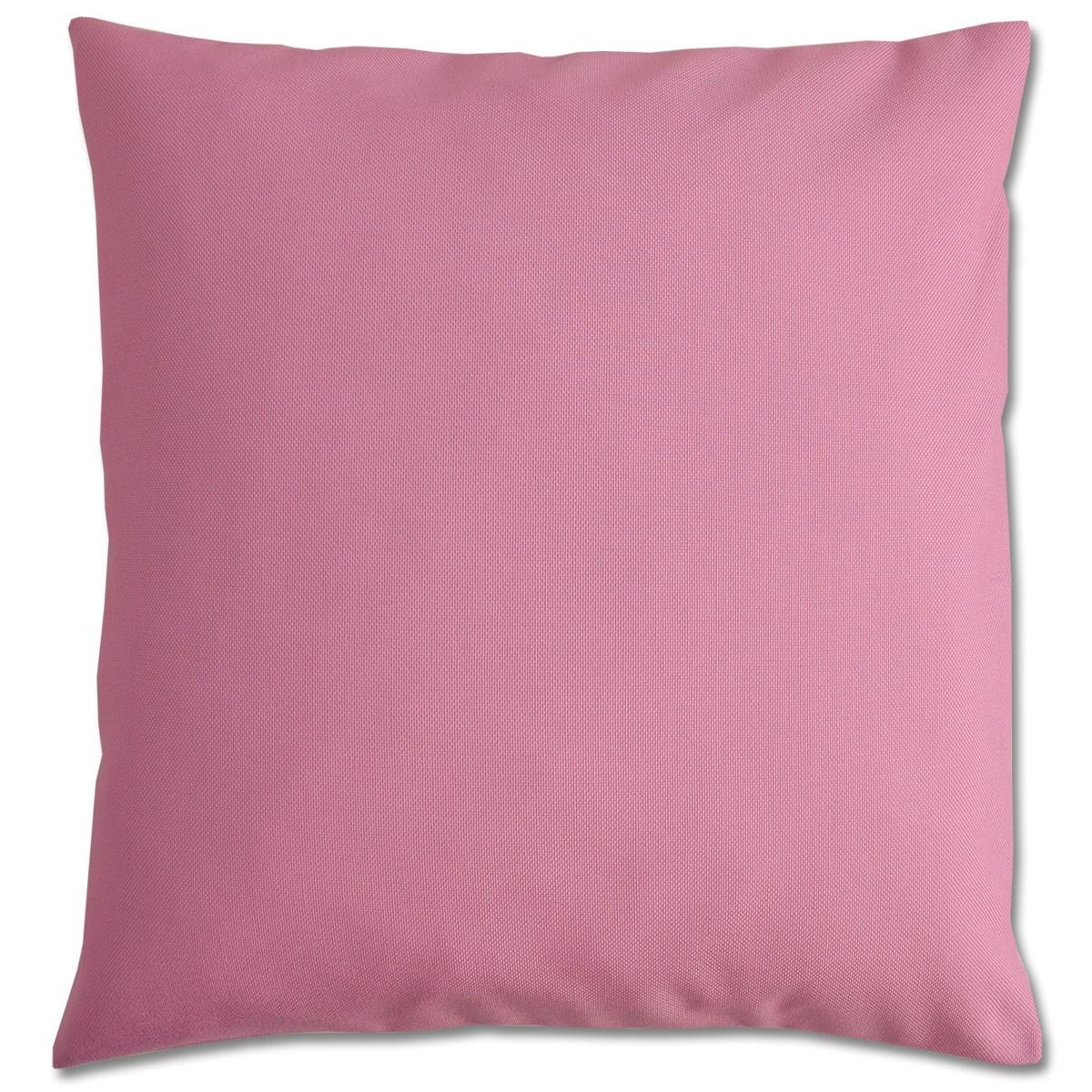 Kissenhülle Blubb-Kids Rosa Pink uni 40x40 cm