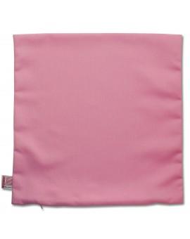 Kissenhülle Blubb-Kids Rosa Pink uni 40x40 cm ohne Füllung