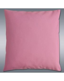 Kissenhülle Blubb-Kids Rosa Pink uni 40x40 cm mit Füllung