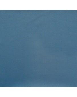 Hochwertige Kissenhülle Rügen blau uni 40x40 cm Stoffmuster