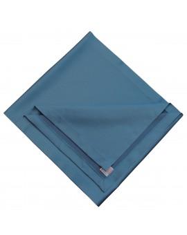 Tischläufer Rügen blau uni