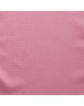 Kinder-Dekoschal Blubb-Kids Rosé Pink mit Reihband Stoffmuster