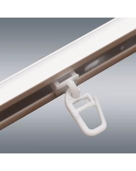 Gardinen-Schiene SeGaTeX Alu-Prof 521 für Wohnwagen/Caravan
