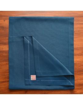 Tischläufer Husum blau uni