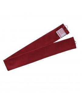 Raffhalter rot uni passend zu Dekoschal-Serie Knut