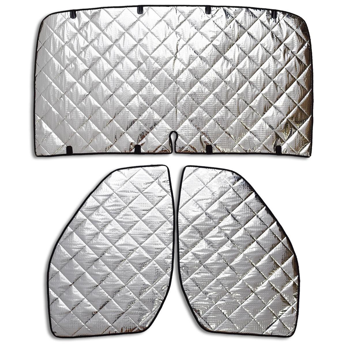Isotherm DeLuxe 7-lagig Abdeckung für Front -und Seitenscheiben inkl. Transporttasche