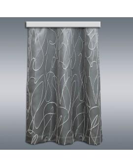 Wohnwagen-Dekoschal Joran in grau Musterbild